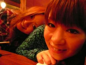 カンナとアイコ